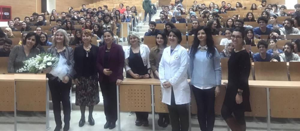 """ÇÜ Eczacılık Fakültes'nde """"Kariyer Günleri""""…"""