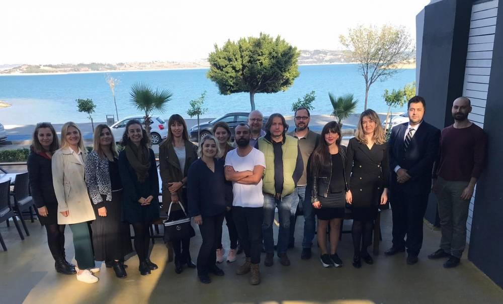 CukurovaMED 2018 Projesi'nin İlk Toplantısı Yapıldı