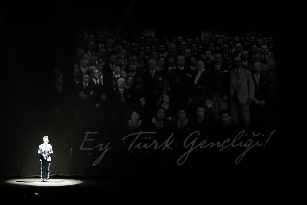 Ulu Önder Mustafa Kemal Atatürk, Çukurova Üniversitesi'nde Düzenlenen Törenle Anıldı