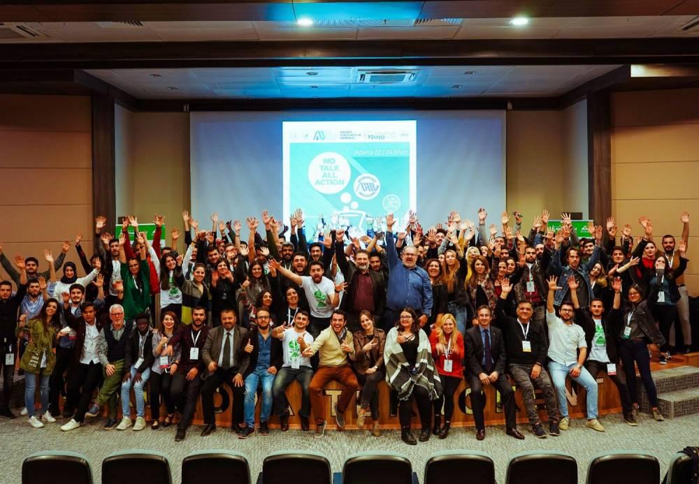 Adana Girişimcilik Merkezi'nde Startup Weekend Girişimcilik Etkinliği Düzenlendi
