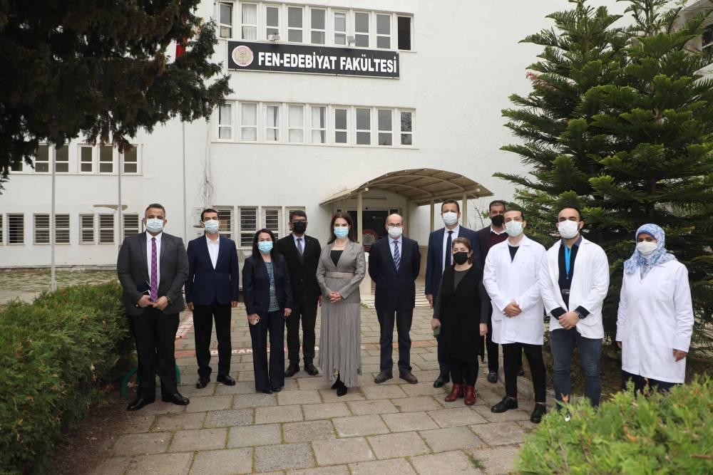 Çukurova Üniversitesi Tarafından NATO'ya, Radyolojik Terörizm Saldırısına Karşı Dozimetre  Geliştirildi
