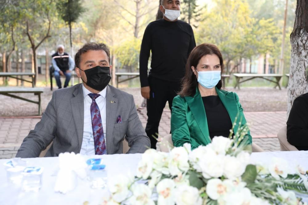 Rektör Prof. Dr. Tuncel'den Huzurevi Sakinlerine Moral…