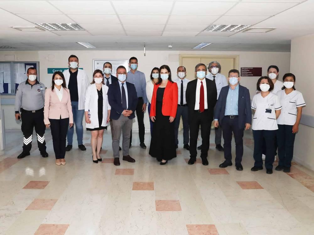 Balcalı Hastanesi'nde 23 Nisan Kutlaması