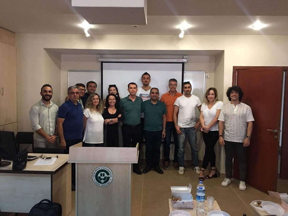 Çukurova Üniversiteli Bilim İnsanlarının Terörizme Karşı Savunma Projesi NATO tarafından destek gördü