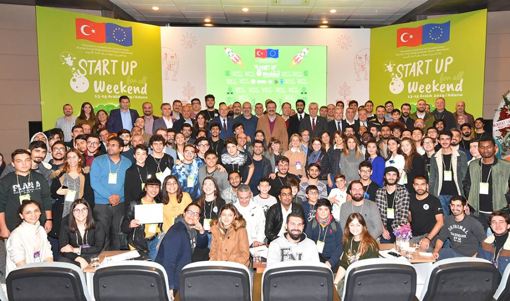 StartUp Weekend for All