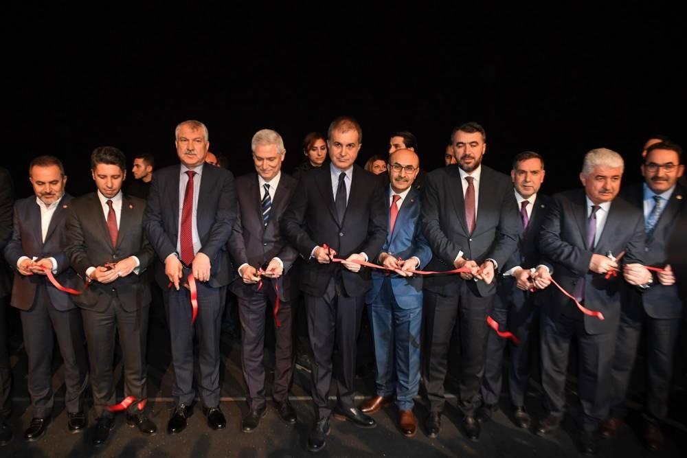 Çukurova Üniversitesi Temel Atma ve Toplu Açılış Töreni Gerçekleştirildi