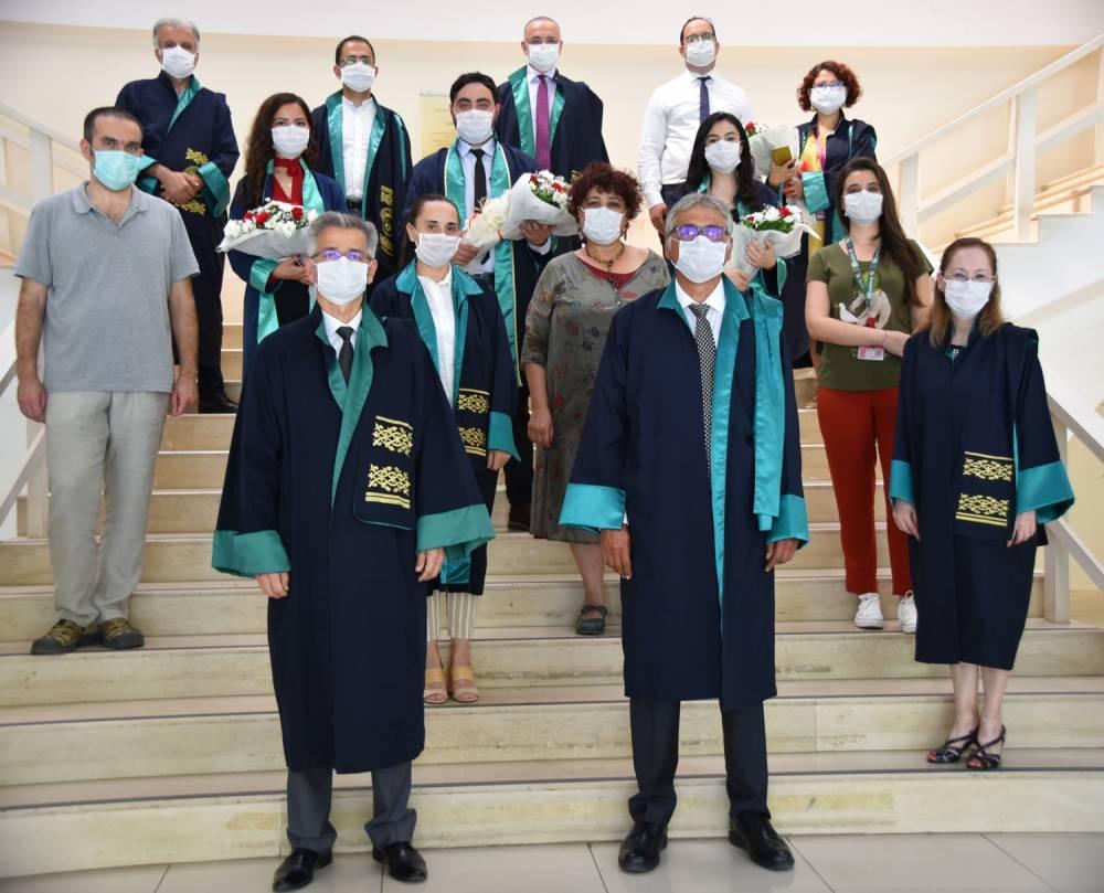 Çukurova Üniversitesi Tıp Fakültesi 44. Dönem Mezunları İçin Online Mezuniyet Töreni Düzenlendi