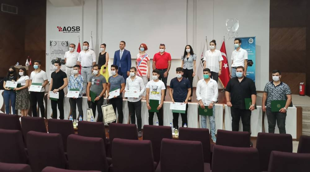 2. Sanayiye Uygulanabilir Öğrenci Projeleri Yarışması Sonuçlandı