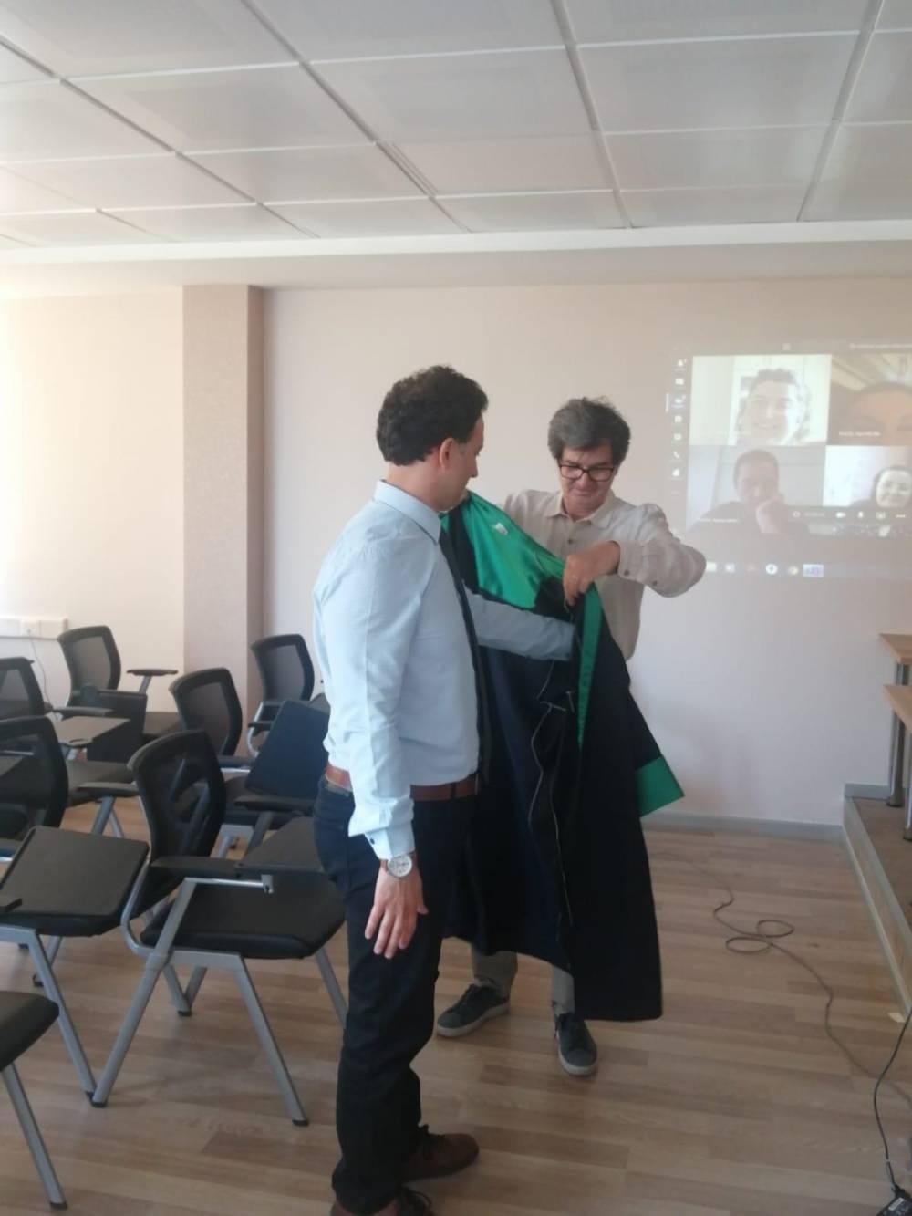 Çukurova Üniversitesi İlk Doçentlik E-Sözlü Sınavını Gerçekleştirdi