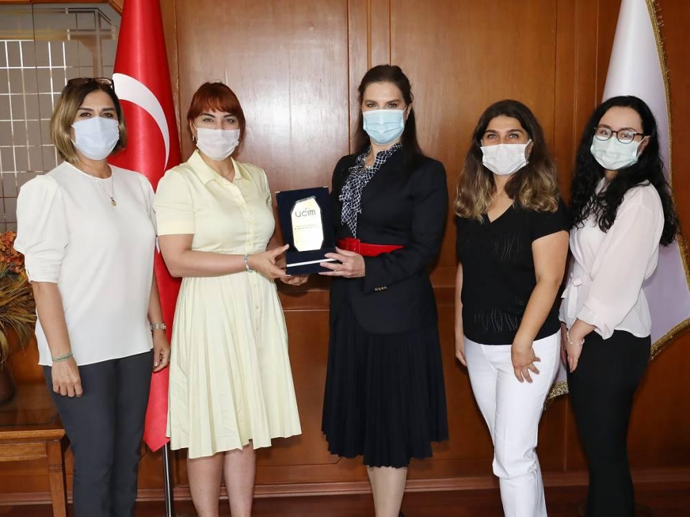 Çukurova Üniversitesi Saadet Öğretmen Çocuk İstismarı ile Mücadele Derneği'ne Destek Verecek