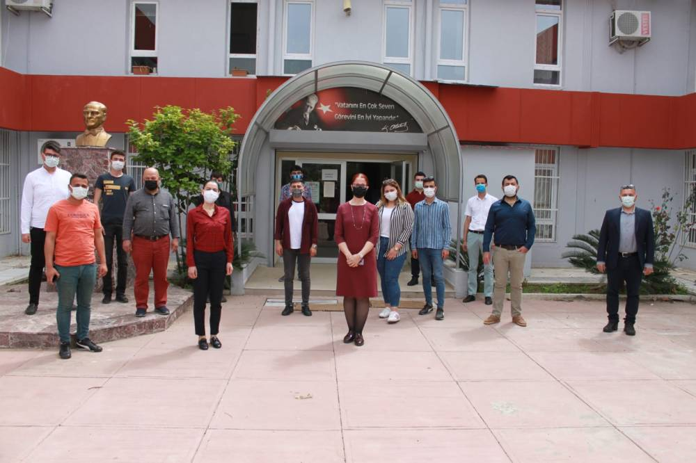 Çukurova Üniversitesi Yüksekokul Öğrencileri İçin Oryantasyon Düzenlendi