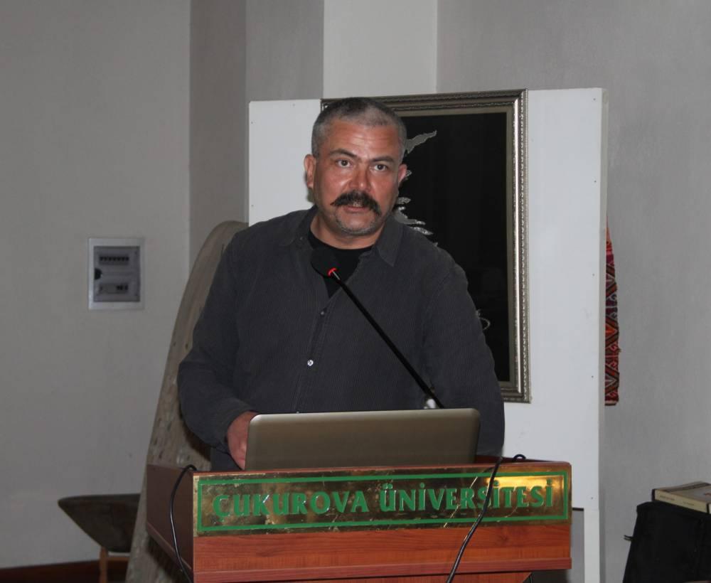 """Dr. Çıplak """"Şiir ve Psikoloji"""" Başlıklı Konuşmasıyla ÇÜTAM Katılımcılarıyla Bir Araya Geldi"""