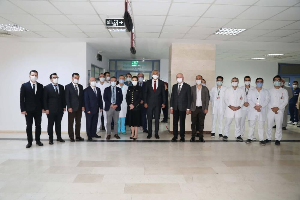 Türkiye'deki Devlet Üniversiteleri Arasında Bir İlk Çukurova Üniversitesinde…
