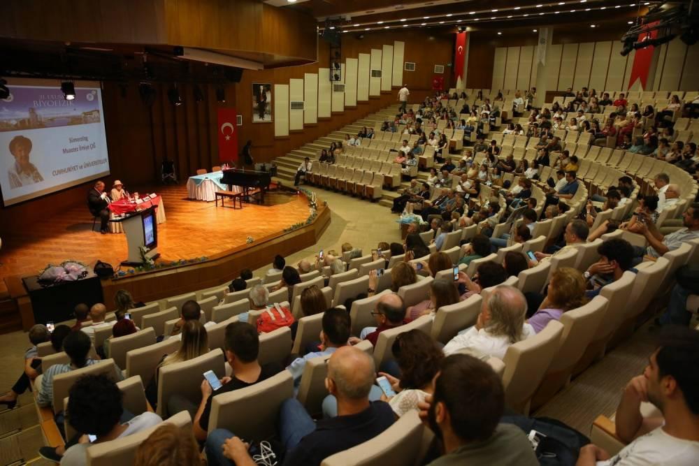 Çukurova Üniversitesi, 31. Ulusal Biyofizik Kongresine Ev Sahipliği Yaptı